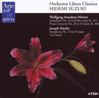 Symphony 33 /Piano Concerto 20 & 12/...