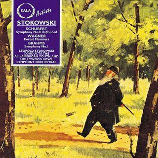 Stokowski Dirigiert Schubert 8