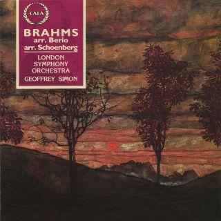 Brahms Werke Für Klarinette & Orchester
