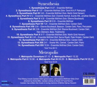 Synesthesia & Metropolis