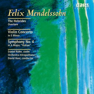 The Herbrides, Violin Concerto, Symphony No. 4