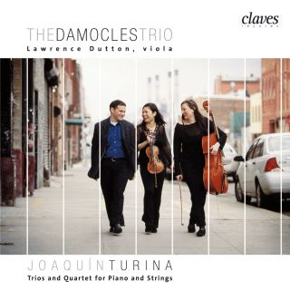 Trios and Quartet for piano and strings