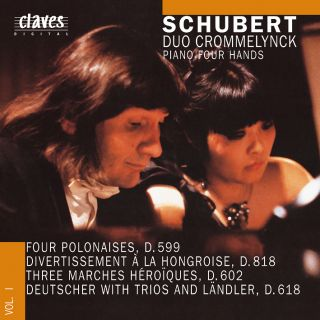 Works for piano four hands VOL.I