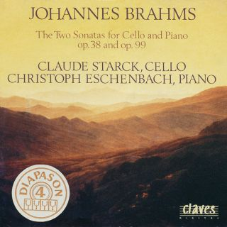 The Two Sonatas for Cello and Piano op. 38 and op. 99