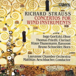 Concertos For Wind Instruments