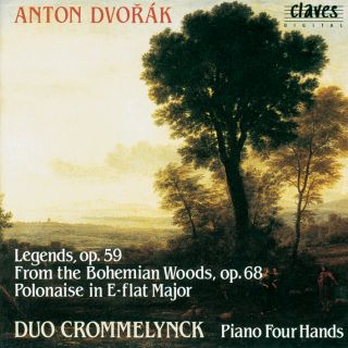 Complete works for piano 4 hands, Vol.1