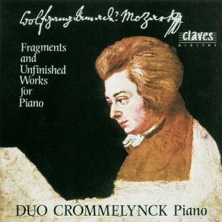 Fragments and unfinished works for piano, two pianos and piano four hands