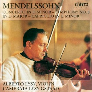 Concertos In D Minor - Symphony No. 8 in D Major - Capriccio In E Minor