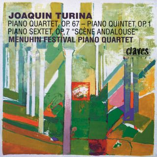 Turina Vol. IV/Chamber Music