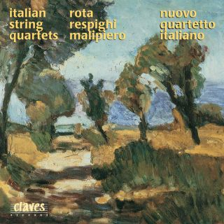 Three Itanian String Quartets