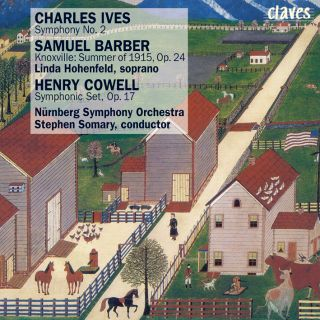 Symphony No. 2/Knoxville: Summer of 1915, Op. 24/ Symphonic Set, Op. 17