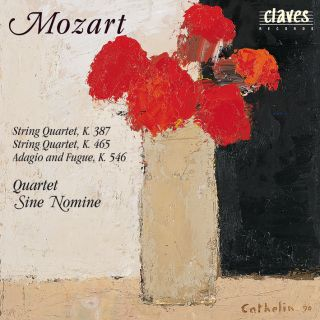 String Quartet, K. 387, String Quartet, K. 465, Adagio and Fuego, K. 546