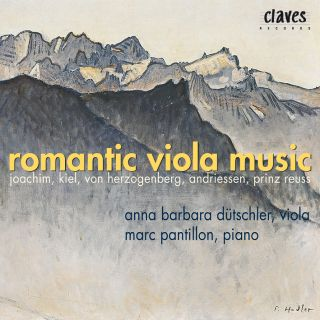 Romantic Viola Music