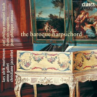 The Baroque Harpischord
