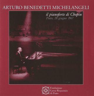 Michelangeli il pianoforte di Chopin