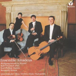 Quartetti per Oboe, Violino, Viola, Violoncello