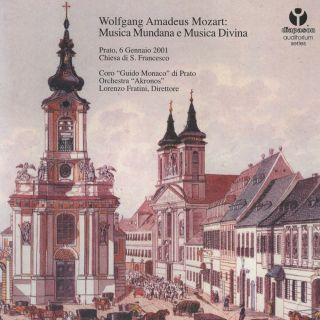 Mozart: Musica Mundana e Musica Divina
