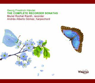 Händel: Complete Recorder Sonatas