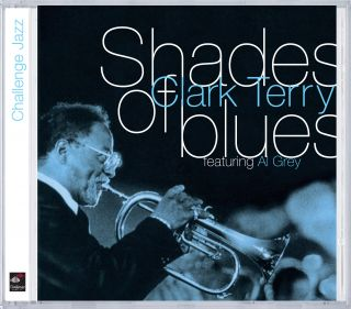 Shades of blues