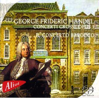 Concerti Grossi, Opus 3