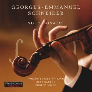 Solo Sonatas