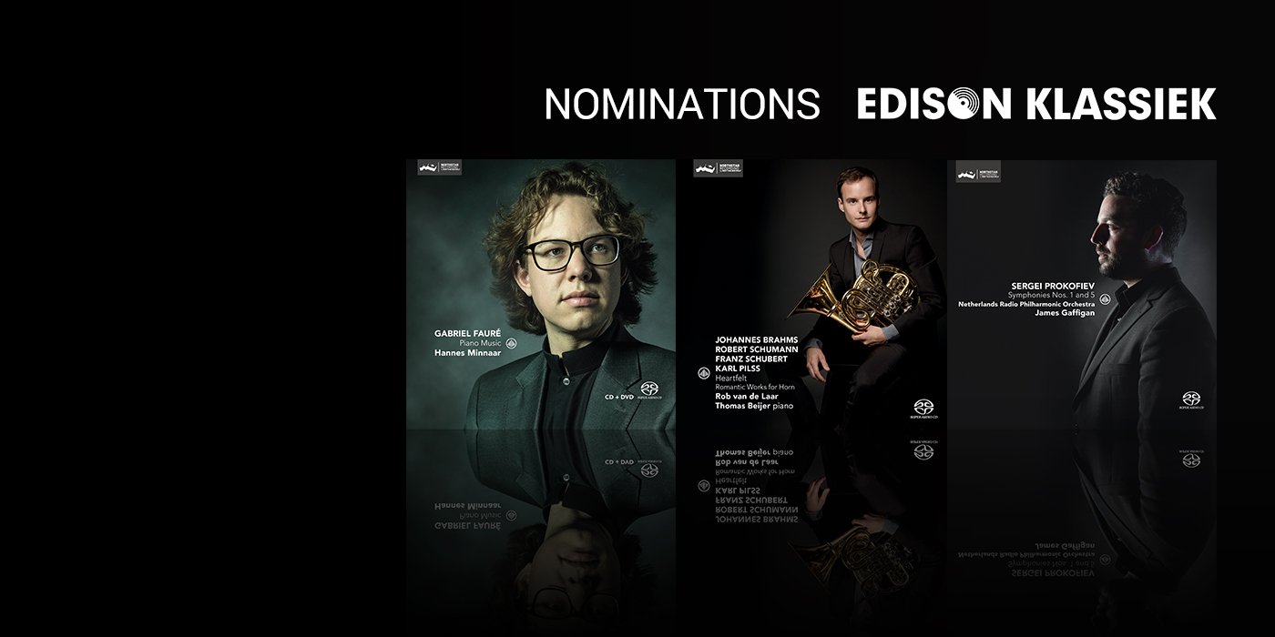 Edison Classical Nominations for Challenge Classics!