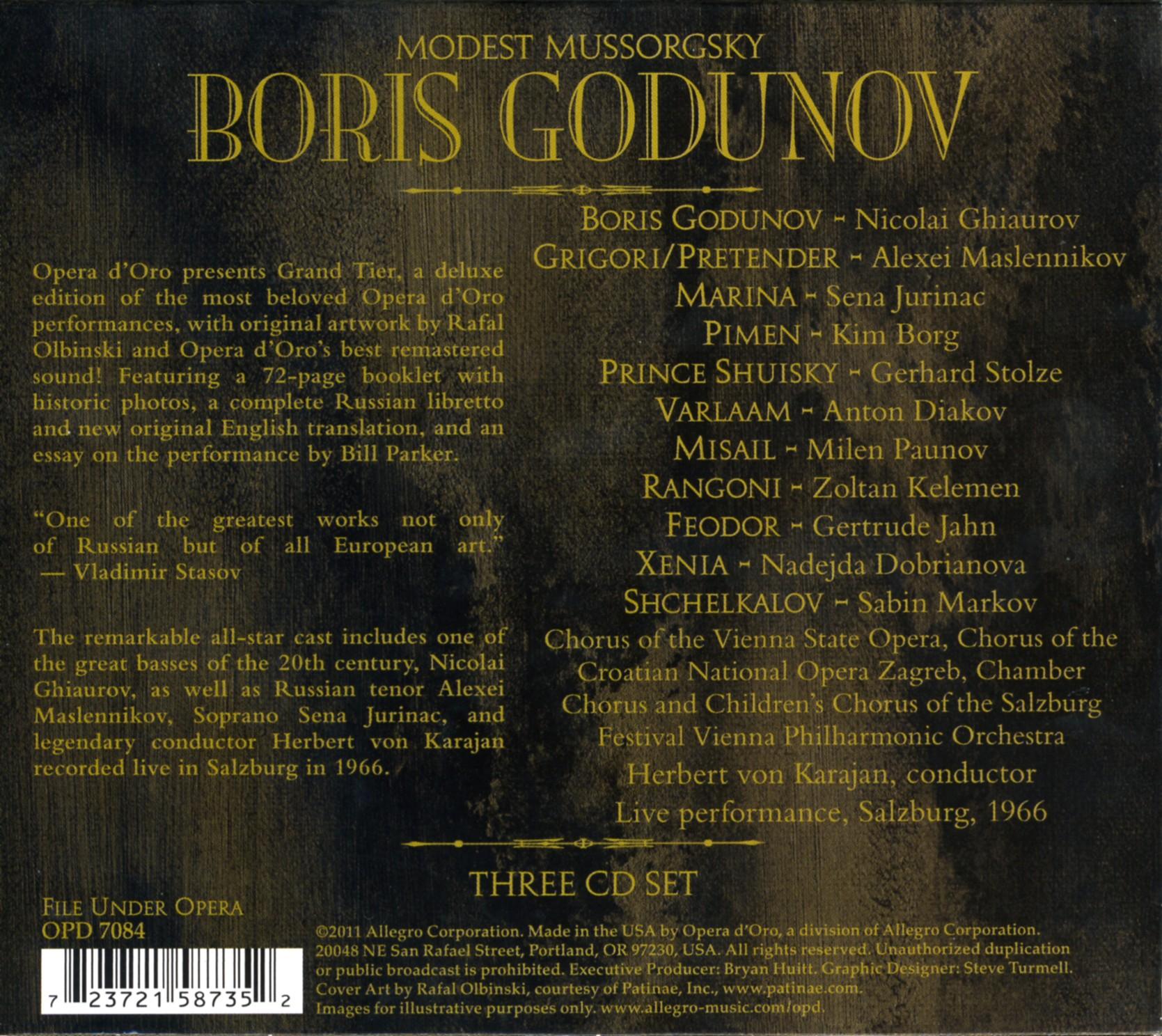 English Essay Pmr Boris Godunov  Salzburg  Buy An Essay Paper also High School Dropout Essay New Arts International  Products American Dream Essay Thesis