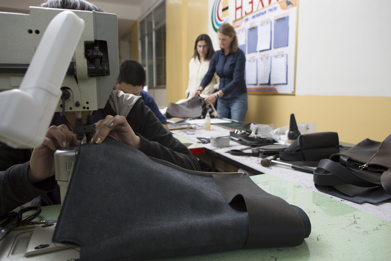 Image - MYOMY DO GOODS starts production in Mongolia